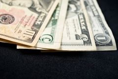 Opinión de los billetes de banco del dólar