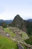 Opinión de Machu Picchu Fotografía de archivo libre de regalías