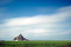 Opinión de Mont santo-Miguel del prado Imagenes de archivo