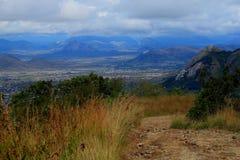 Opinión de montañas del este de Mutare Zimbabwe de Cecilkop fotos de archivo