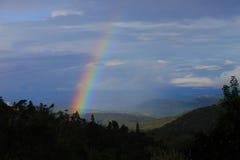Opinión de montañas del este de Mutare Zimbabwe de Cecilkop foto de archivo libre de regalías