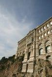 Opinión de Monte Carlo Fotografía de archivo libre de regalías