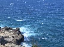 Opinión de océano Foto de archivo libre de regalías