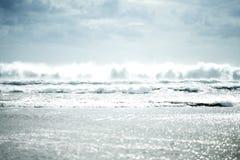Opinión de océano Fotos de archivo