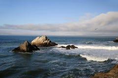 Opinión de océano Fotografía de archivo libre de regalías