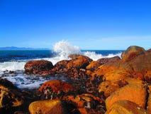 Opinión de océano 1 Fotos de archivo libres de regalías