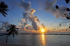 Opinión de océano imágenes de archivo libres de regalías