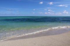 Opinión de océano de Miami la Florida Fotos de archivo