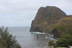 Opinión de océano hermosa Foto de archivo libre de regalías