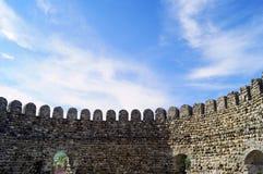 Opinión de pared de piedra Imagen de archivo
