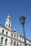 Opinión de Riga fotos de archivo libres de regalías