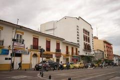 Opinión de Streer de Palmira, Colombia imagenes de archivo