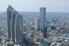 Opinión de Tokio Imagenes de archivo