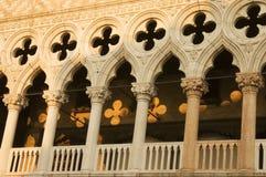 Opinión de Venecia Fotos de archivo libres de regalías
