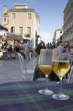 Opinión de Venecia Foto de archivo libre de regalías
