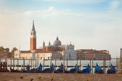 Opinión de Venecia Foto de archivo