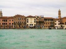Opinión de Venecia imagen de archivo libre de regalías
