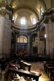 Opinión de Venecia - dos Fotos de archivo libres de regalías