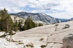 Opinión de Yosemetie Imagenes de archivo