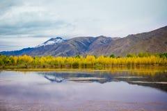 Opinión del agua Fotografía de archivo libre de regalías