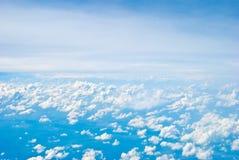 Opinión del aire Fotografía de archivo libre de regalías