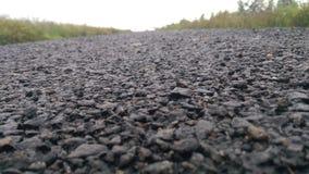 Opinión del asfalto Fotografía de archivo libre de regalías