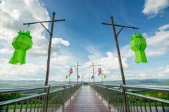 Opinión del balcón Imagen de archivo