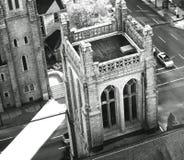 Opinión del campanario Imagenes de archivo