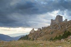 Opinión del castillo Fotografía de archivo libre de regalías