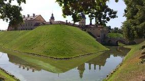 Opinión del castillo imagenes de archivo