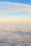 Opinión del cielo Foto de archivo