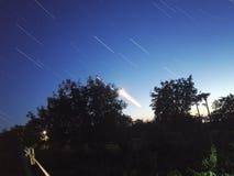 Opinión del cielo Fotos de archivo