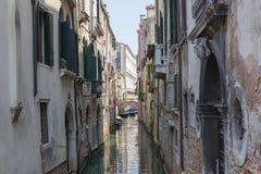 Opinión del ` de Venecia - Italia Imagenes de archivo