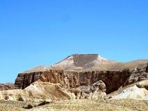 Opinión del desierto Foto de archivo