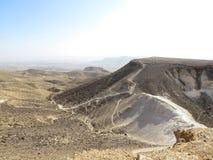 Opinión del desierto Imagenes de archivo