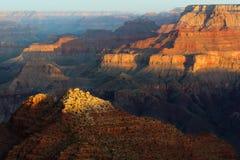 Opinión del desierto, parque nacional de la barranca magnífica Fotografía de archivo