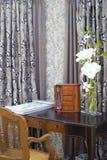 Opinión del detalle de la sala de estar Imagen de archivo