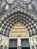 Opinión del detalle a los DOM de Colonia Fotografía de archivo libre de regalías
