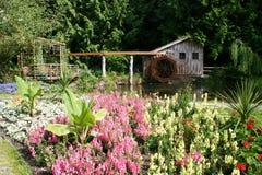 Opinión del jardín Imágenes de archivo libres de regalías