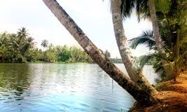 Opinión del lago foto de archivo libre de regalías