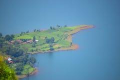 Opinión del lago Imagen de archivo libre de regalías