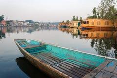 Opinión del lago Dal fotografía de archivo libre de regalías