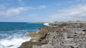 Opinión del mar Fotografía de archivo
