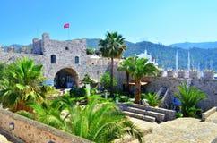 Opinión del mar Marmaris Turquía Fotos de archivo libres de regalías
