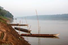 Opinión del Mekong Imágenes de archivo libres de regalías