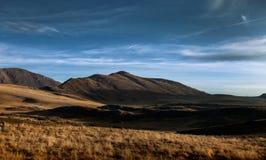 Opinión del paisaje de la montaña de Bistra Imagenes de archivo