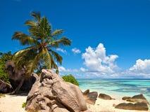 Opinión del paisaje marino Fotos de archivo libres de regalías