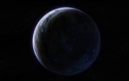 Opinión del planeta Fotografía de archivo