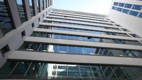 Opinión del rollo del rascacielos almacen de metraje de vídeo