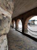 Opinión del túnel Fotos de archivo libres de regalías